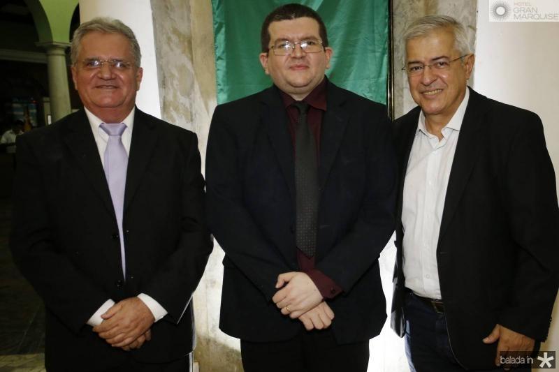 Gutemberg Figueiredo, Salomao de Castro e PC Noroes