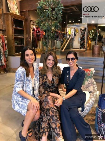 Natasha Pinheiro, Viviane Bayma, Nicolle Pinheiro