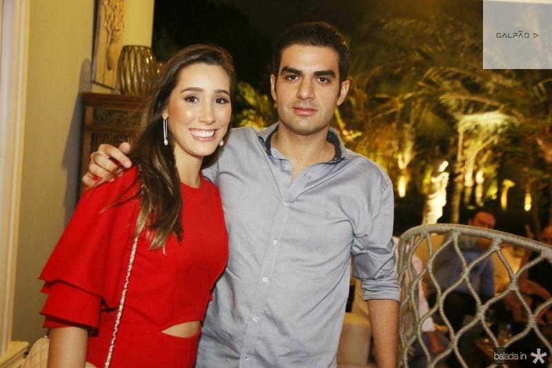 Manuela Melo e Rodrigo Nogueira
