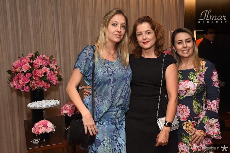 Alessandra Caligiuri Pinto,  Sylvia Marsicano e Celia Ferreacioli