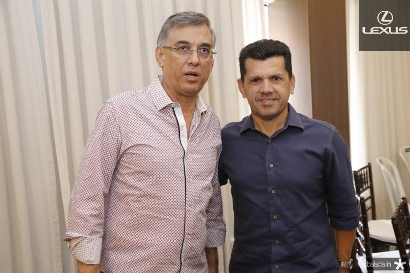 Cid Alves e Erick Vasconcelos