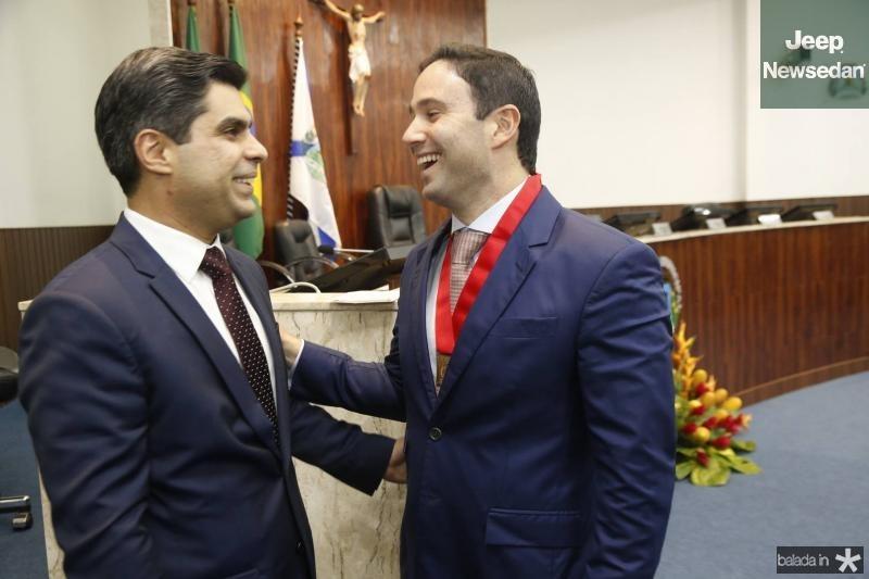 Queiroz Neto e Thiago Asfor 1