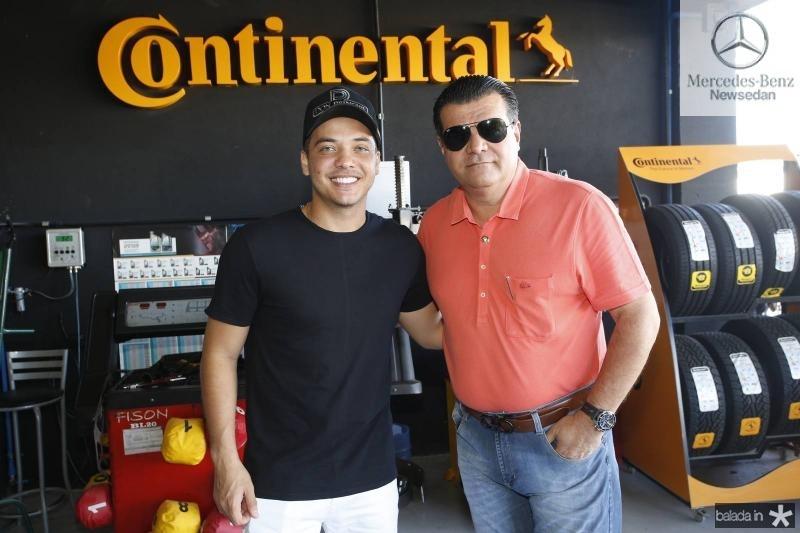 Wesley Safadao e Odimar Feitosa