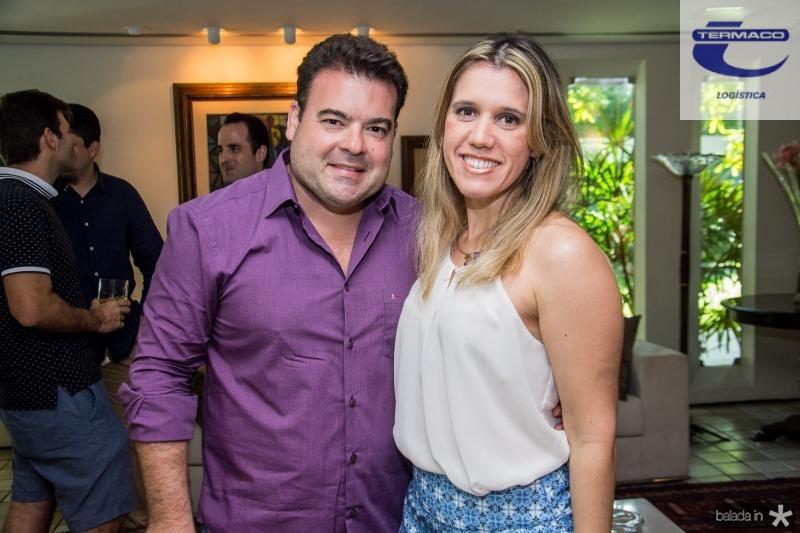 Ze Carlos e Ivina Pinheiro