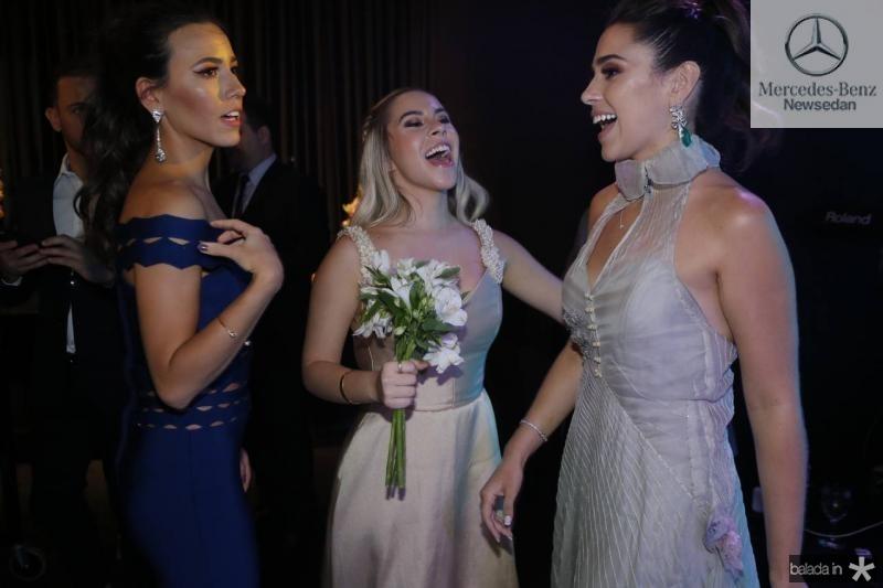 Beatriz Ramalho, Maria Laura e Marcella Cidrao 2