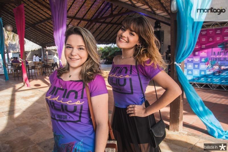 Hanna Babado e Ana Carolina