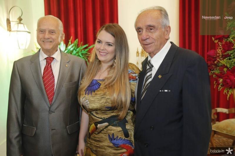 Paulo Barbosa, Juliana Rocha e Joao Guimaraes