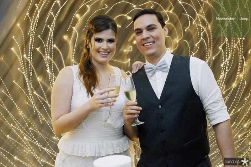 Ana Maria e Paulo Victor