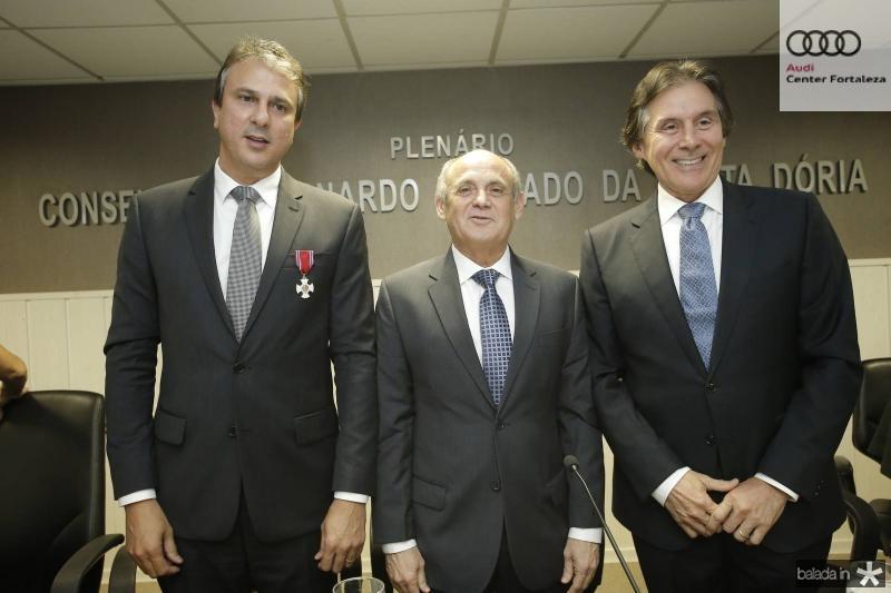 Camilo Santana, Gladyson Pontes e Eunicio Oliveira 1