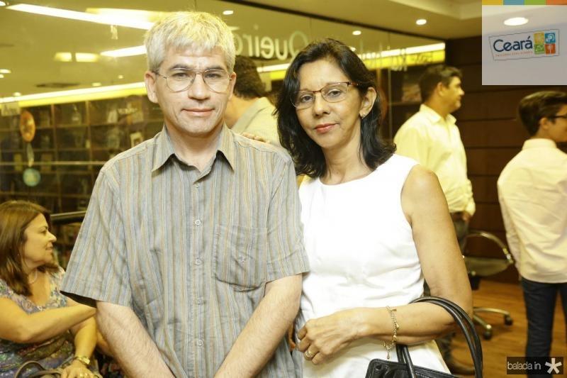 Alexandre e Linete Paiva