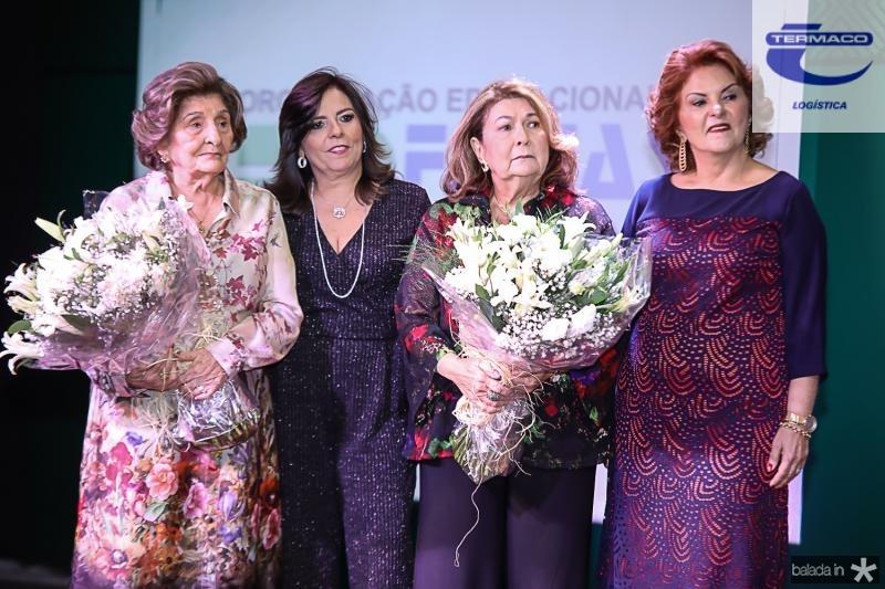 Iramir Sa Cavlcante, Deise Tavares, Nadia Sa Cavalcante e Ilda Prisco