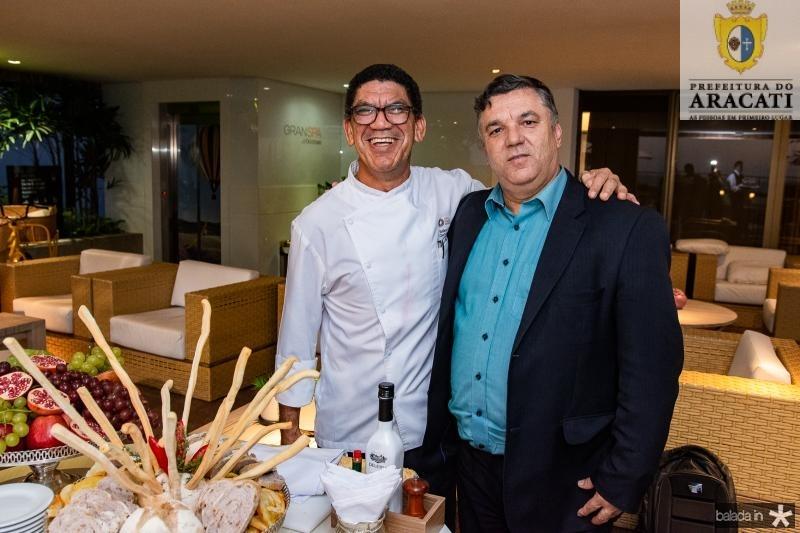 Edilson Araujo e Paulo Cesar