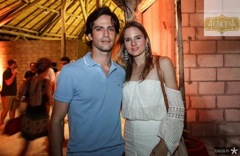 Paulo e Ana Mota