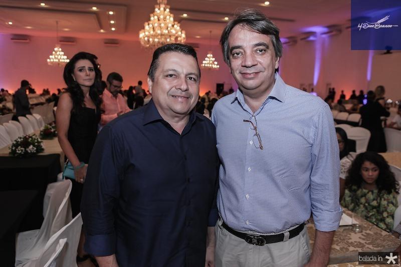 Reginaldo Oliveira e Carlos Gualter  Lucena