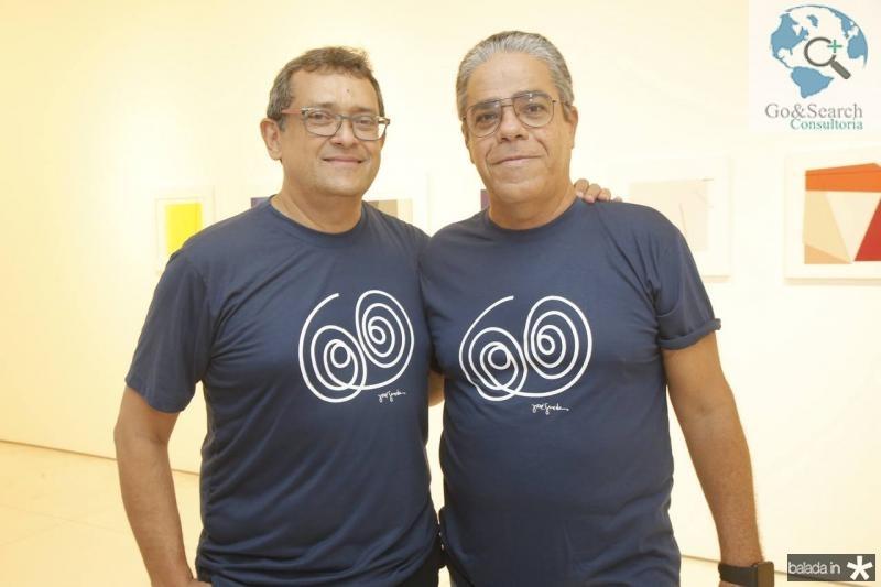 Jose Guedes e Rodrigo Barbosa