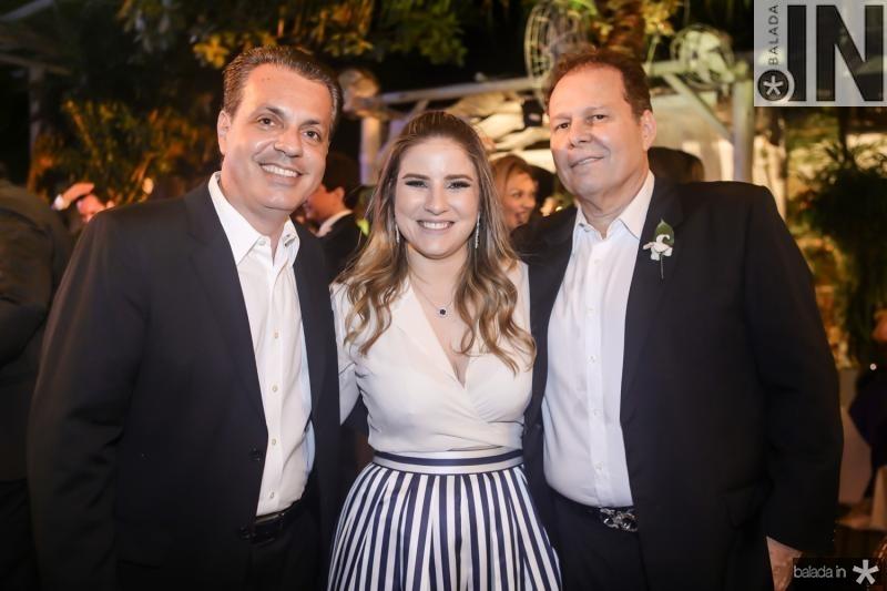Leo e Maria Clara Dallolio, Julio Ventura