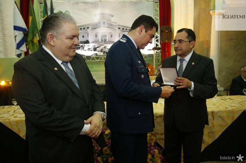 Pedro Jorge Medeiros, Coronel Alex Pereira e Jardson Cruz 1