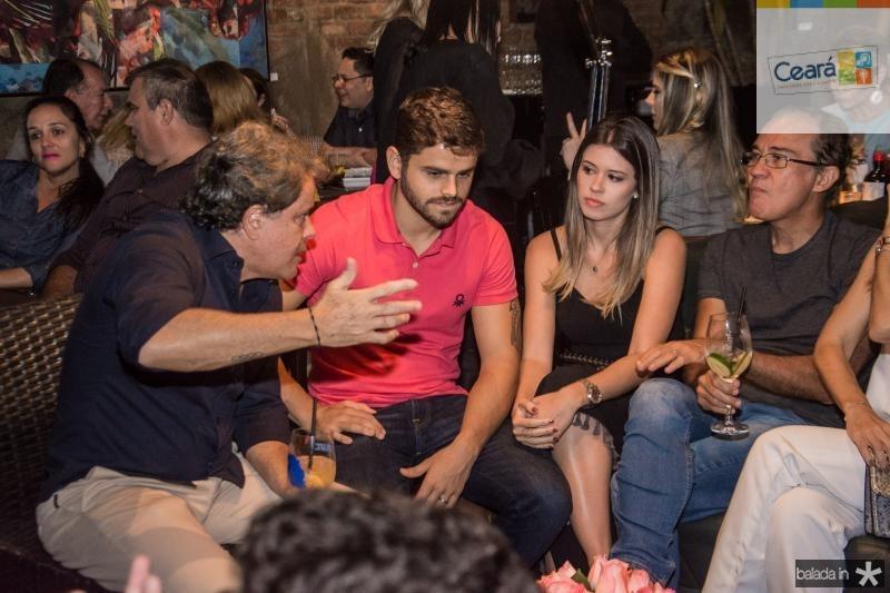 Ivan Bezerra, Ivan e Isabelle Bezerra