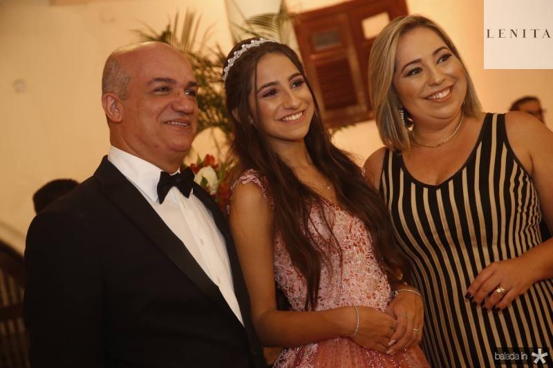 Paulo, Ester e Suzana Figueiredo 2