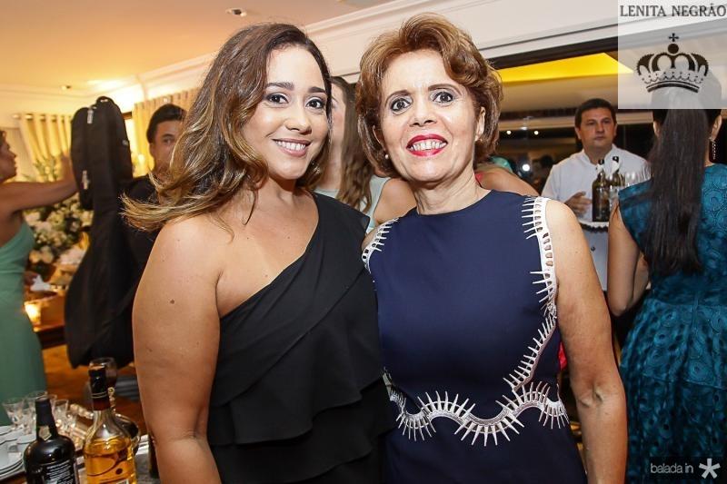 Tina e Didie Camara