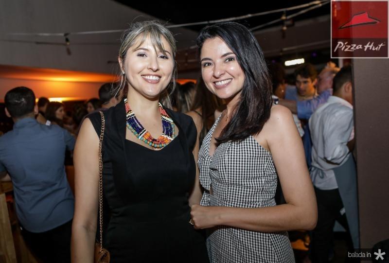 Lana Nascimento e Amercia Gomes
