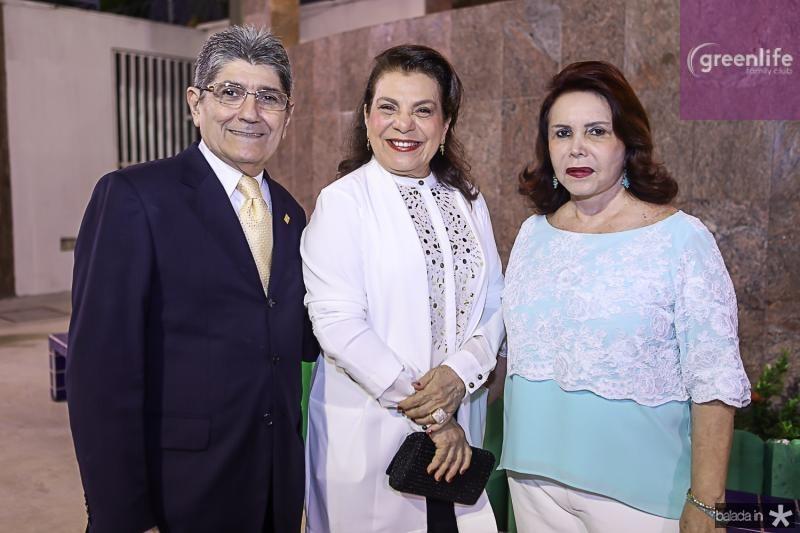 Jose Augusto e Bernadeth Bezerra, Revia Herculano