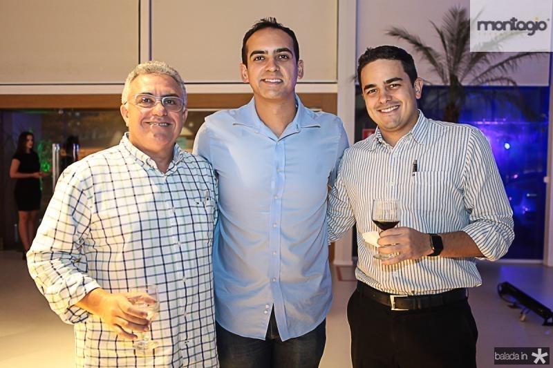 Ivan Costa, Ivan Costa Filho e Rubens Torres