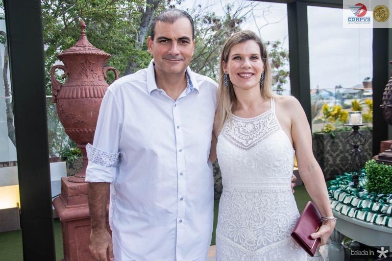 Alexandre e Sofia Sales