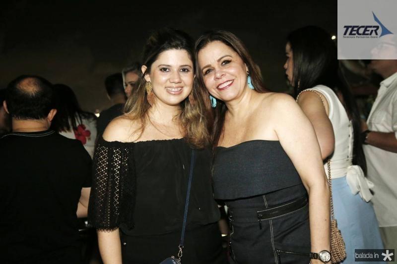 Marina Figueiredo e Isabelle Borges