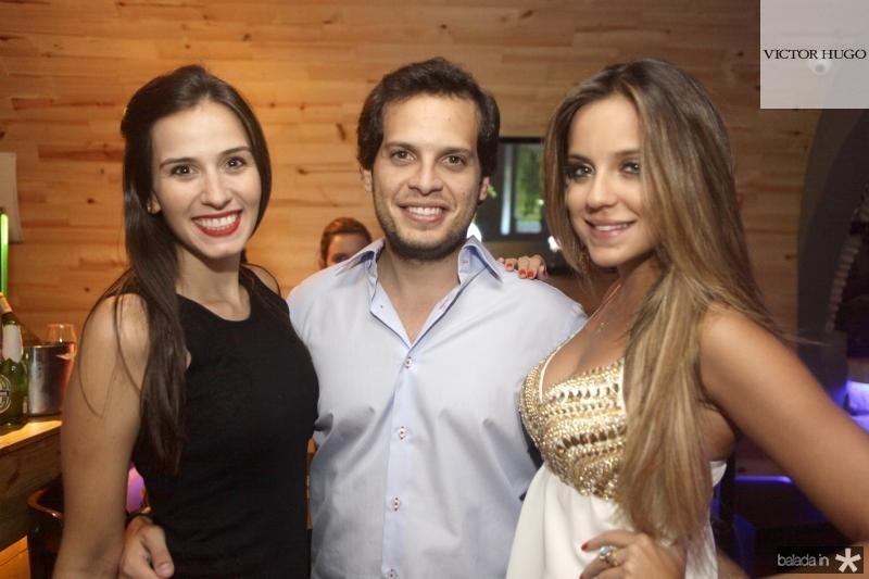 Bianca e Wilton Correia Lima, Fernanda Levy