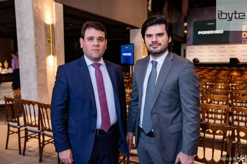 Jose Eloy e Magalhaes Neto