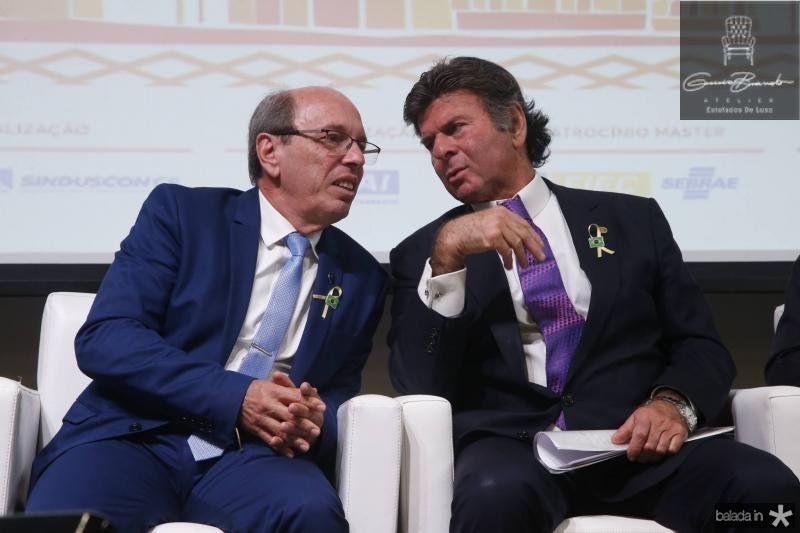 Andre Montenegro e Luiz Fux 2