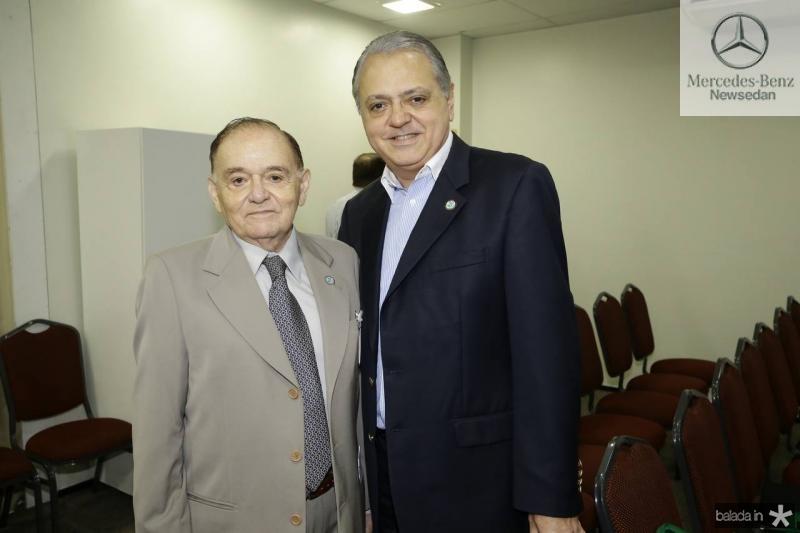 Djacir e Daniel Figueiredo