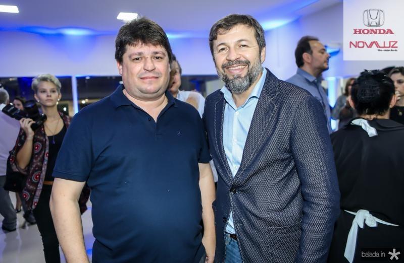 George Lima e Elcio Batista