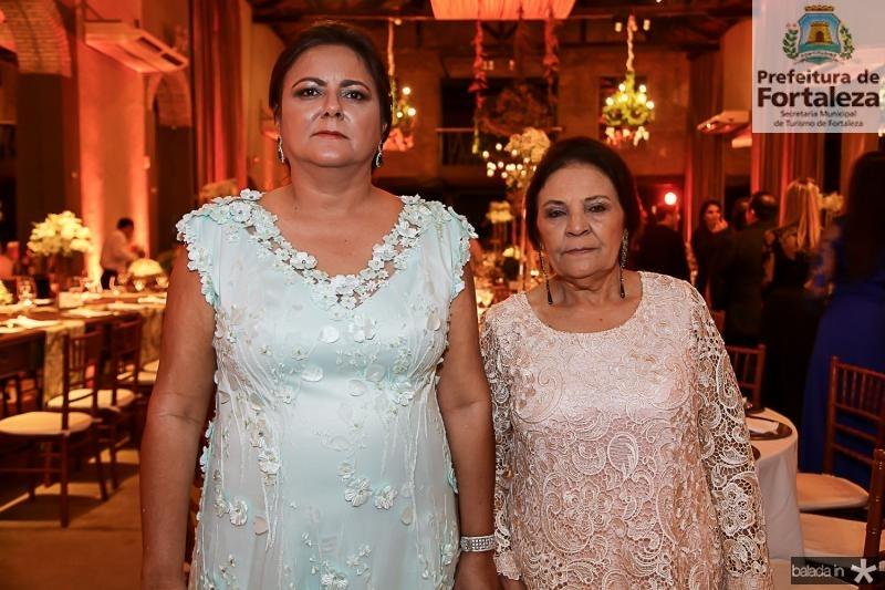 Marta Cunha e Maria Gomes
