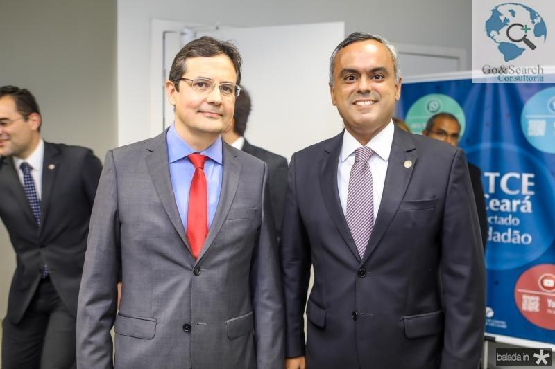 Edilberto Pontes e Marcelo Mota