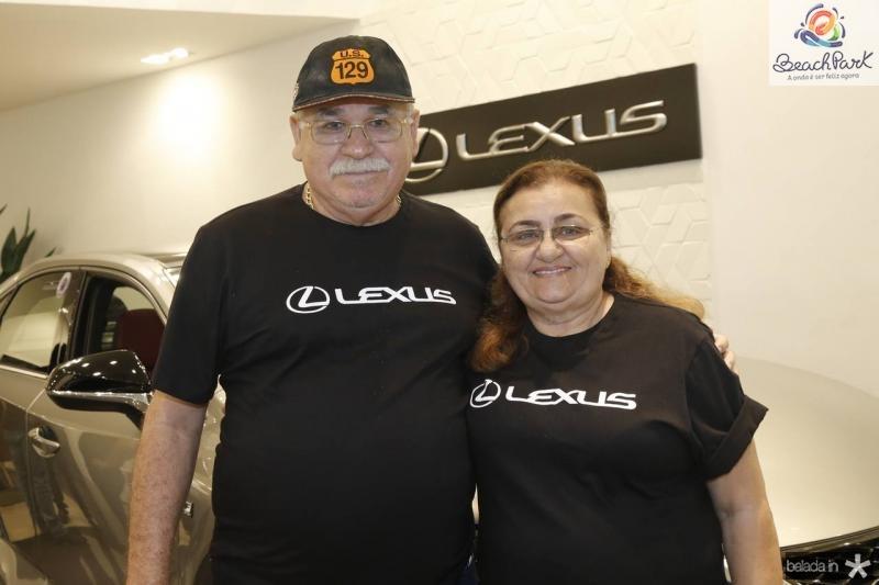 Luiz Gonzaga e Izeuda Pereira