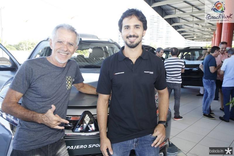 Alfredinho e Lucas Rolim