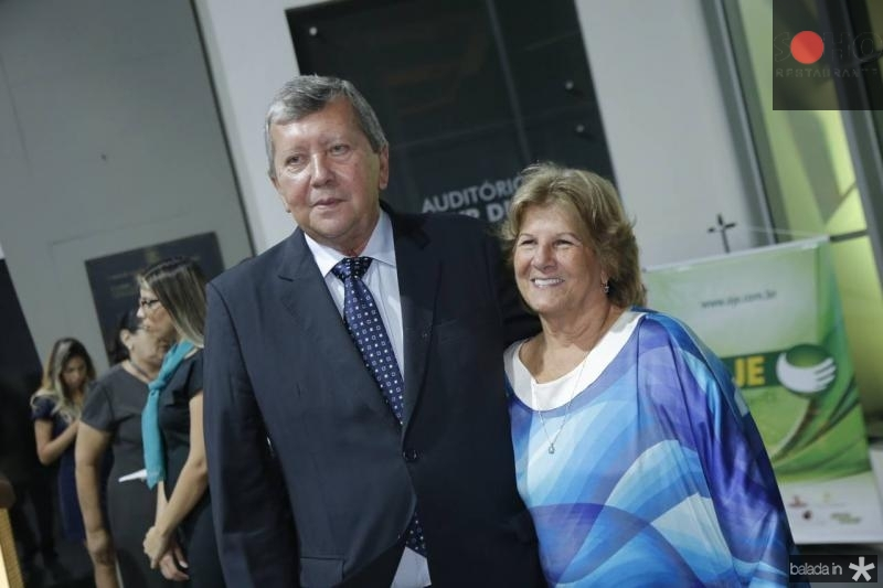 Nelson Montenegro e Ana Lucia