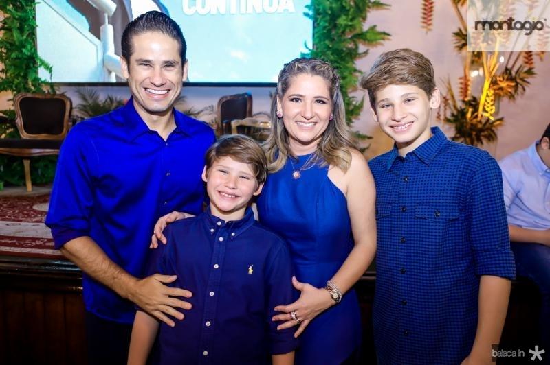 Davi, Patrick e Patriciana, Davi Rodrigues Filho