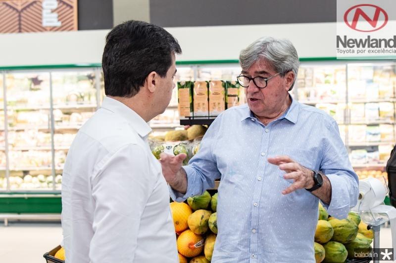 Duda Brigido e Miguel Figueiredo (
