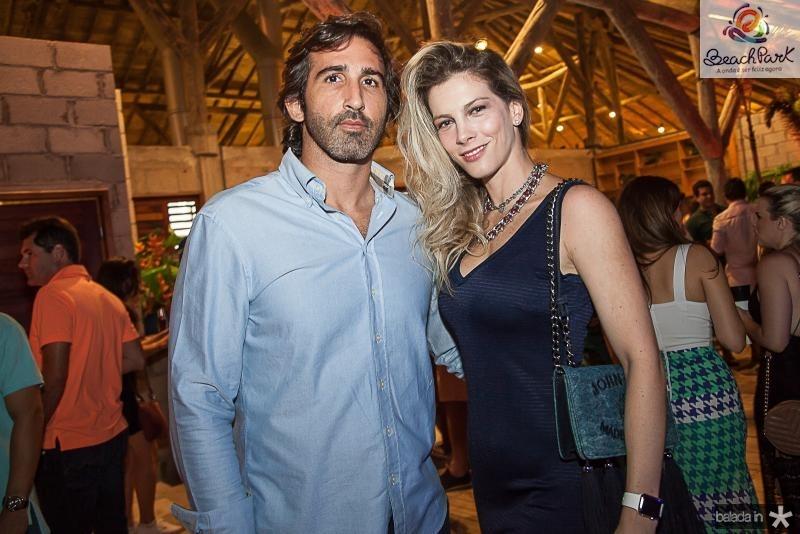 Lucas e Natalia Fiuza
