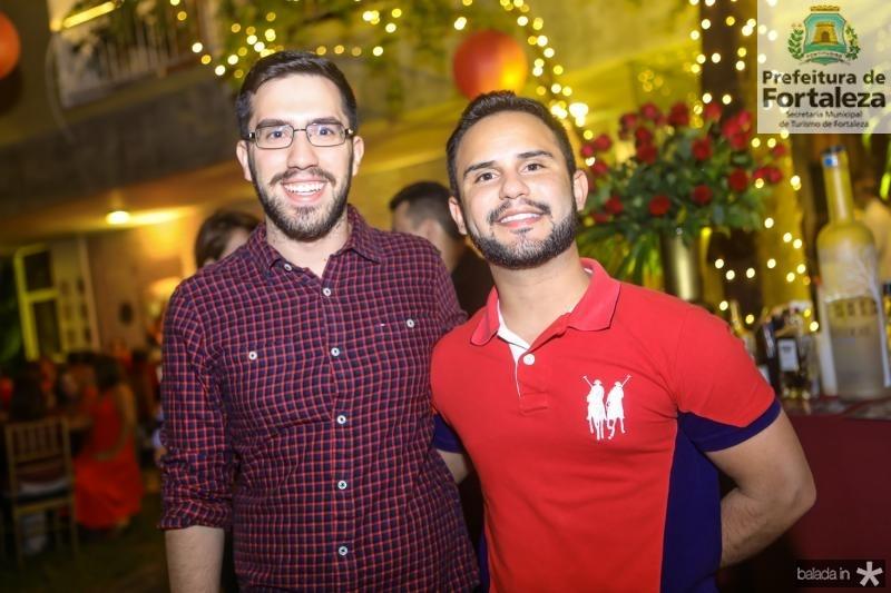 Matheus Feitosa e Igor Ribeiro