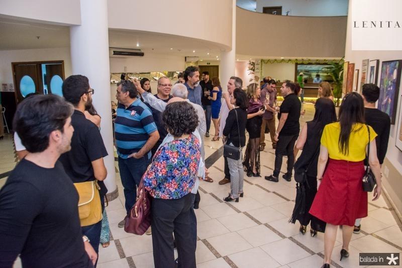 Lancamento da Exposicao Conexoes