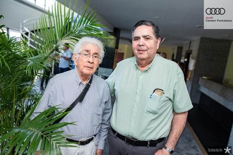 Liberal de Castro e Tarciano Barros
