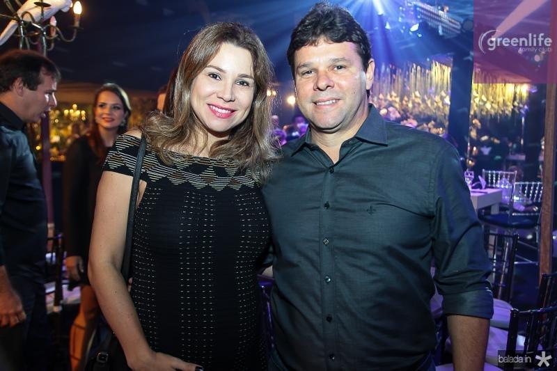 Ingrid Feitosa e Sacha Juca
