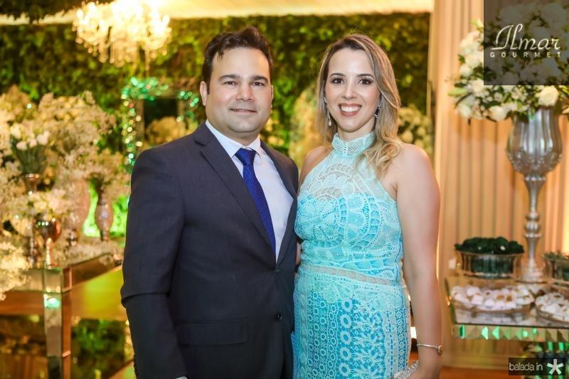 Vitor e Sabrina Lima