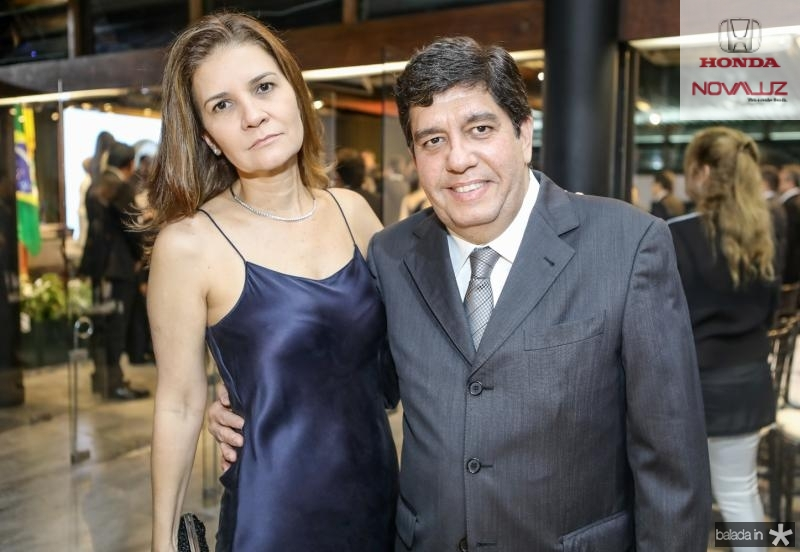 Rita e Carlos Alberto Martins