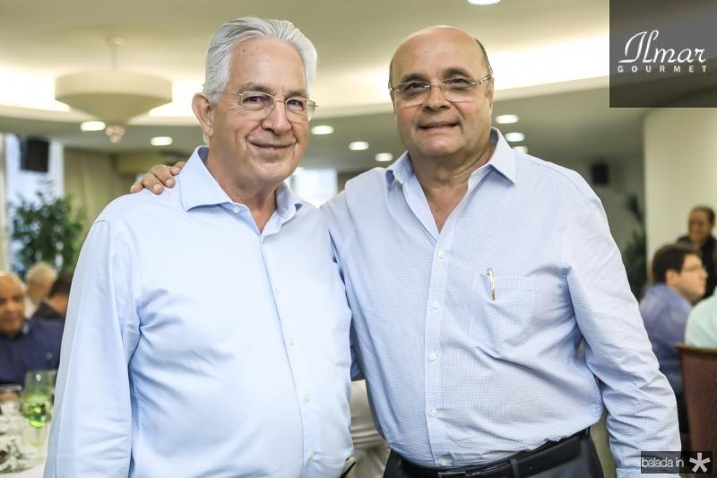 Carlos Prado e Fernando Gurgel
