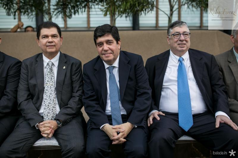 Mauro Filho, Dr Cabeto e Maia Junior